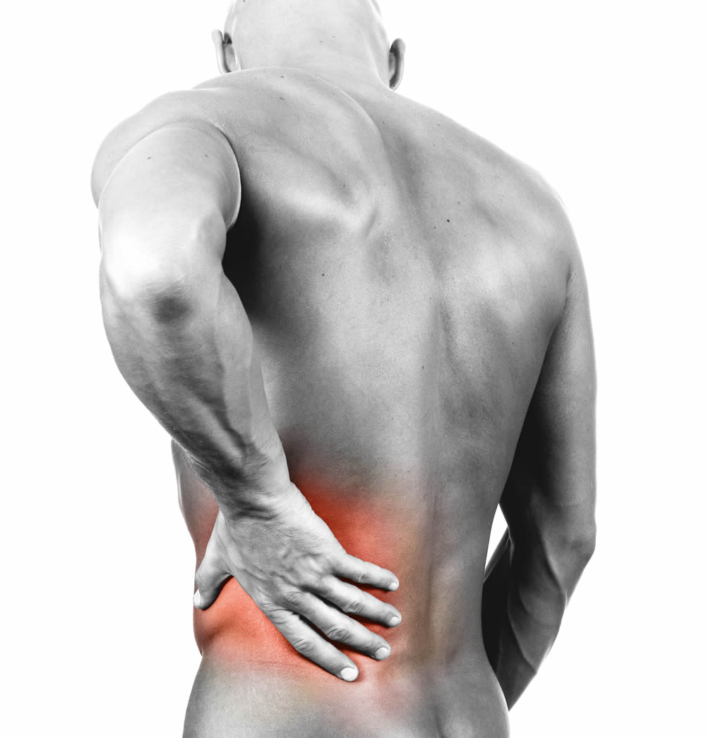 EMS Fitness Back Pain Relief