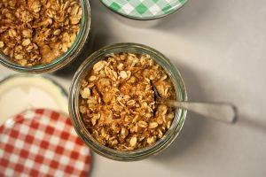what to eat before EMS training - oats