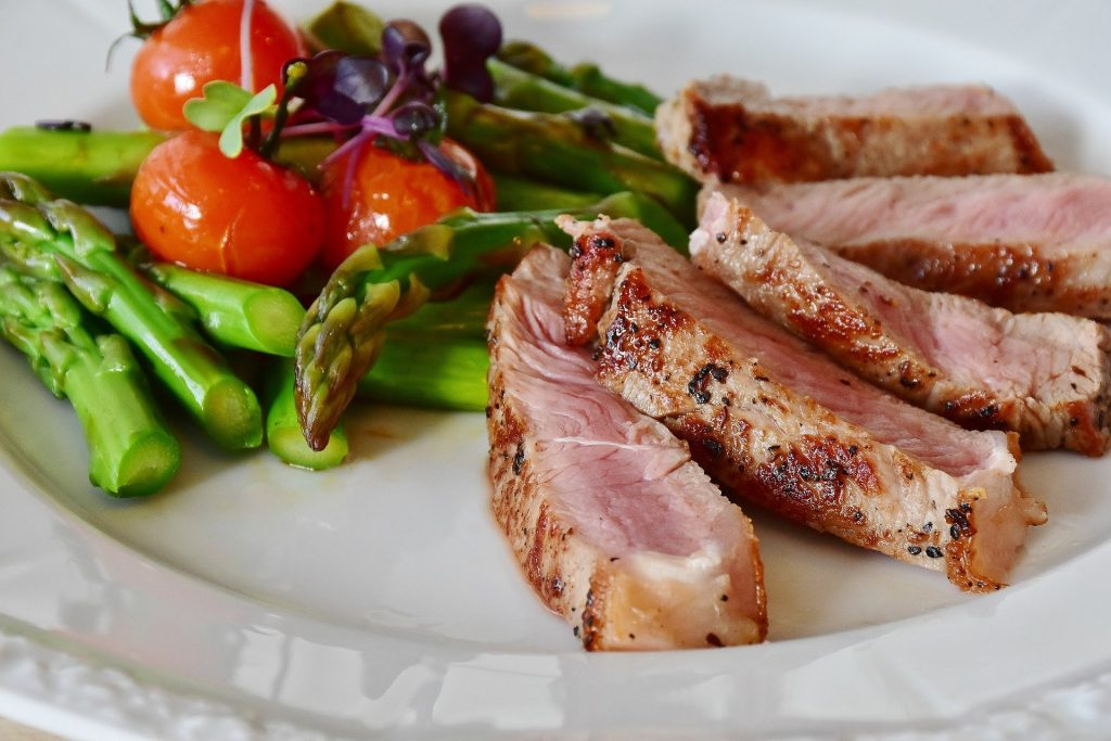 protein foods for bodybuilding